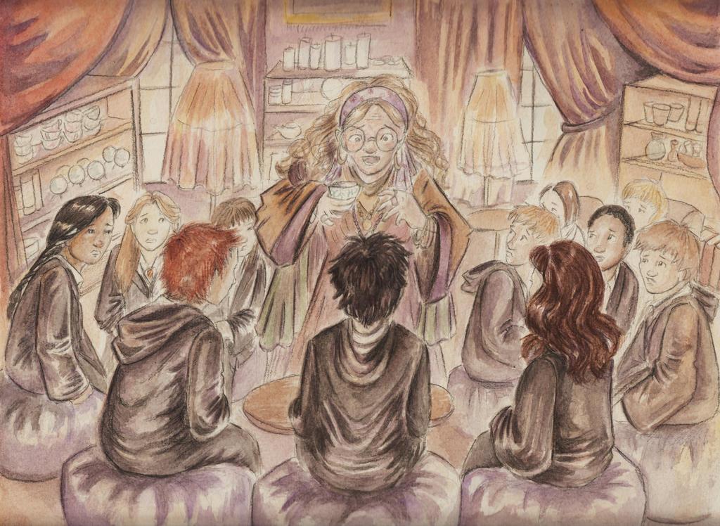 PoA - Chapter 6 by HogwartsHorror