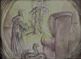 GoF - Chapter 1 by HogwartsHorror