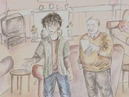 GoF - Chapter 3 by HogwartsHorror