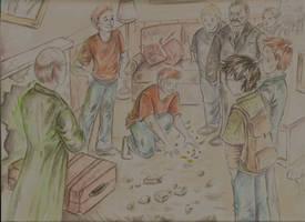 GoF - Chapter 4 by HogwartsHorror