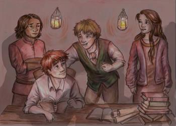 Kindling by HogwartsHorror