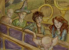 GoF - Chapter 8 by HogwartsHorror