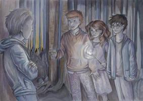 GoF -Chapter 9 by HogwartsHorror