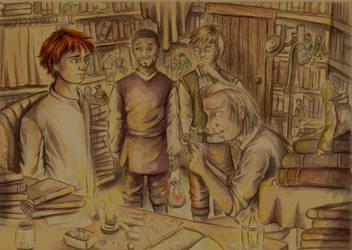 Puppet by HogwartsHorror