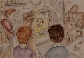 GoF - Chapter 11 by HogwartsHorror