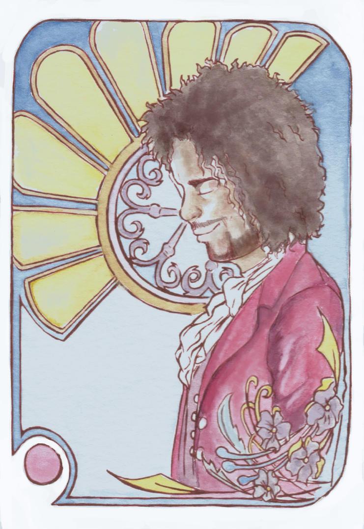 Jefferson Postcard by HogwartsHorror