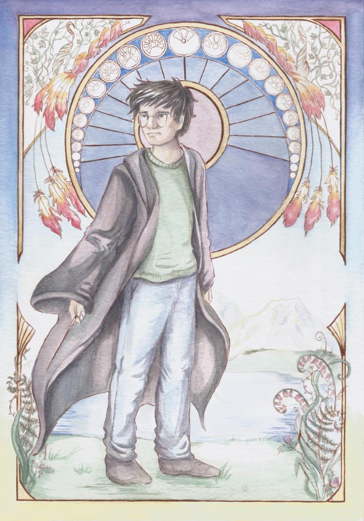Harry by HogwartsHorror