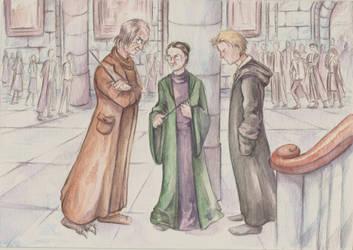 GoF - Chapter 13 by HogwartsHorror