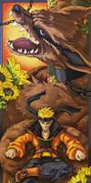 Hanafuda inpired Naruto series 02 - Naruto