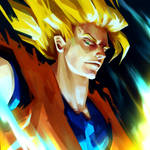 Fanart Friday - Goku