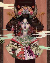 Oni by TheOneWithBear