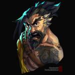 SKOWB - Hanzo from Overwatch