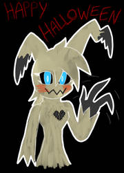 Happy Halloween-kyu