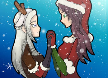 FE-SS 2020 Edelgard and Dorothea for Lyricanna