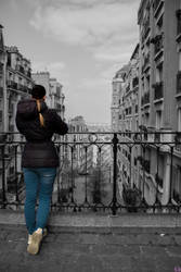 Montmartre II by cherry-cocaine