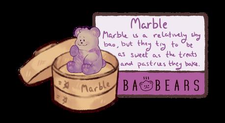 [baobears] marble!