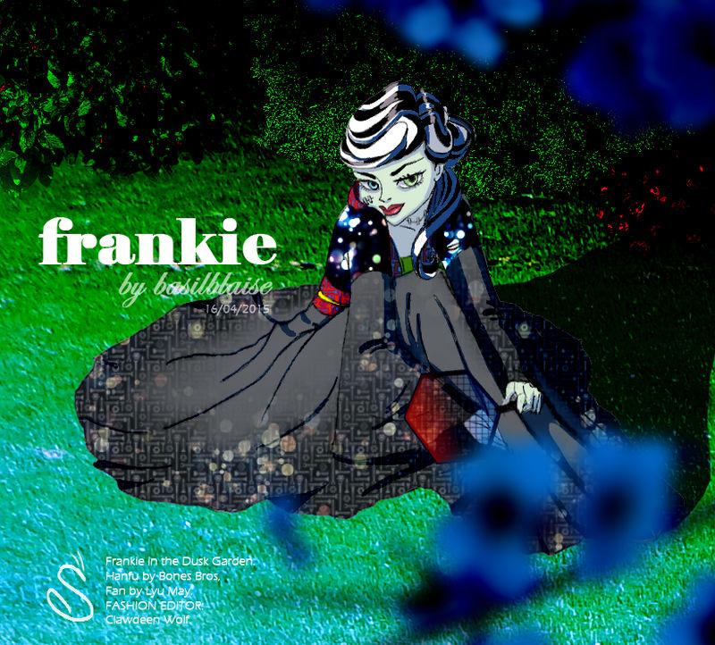 [Pose Practice] Frankie in a Hanfu