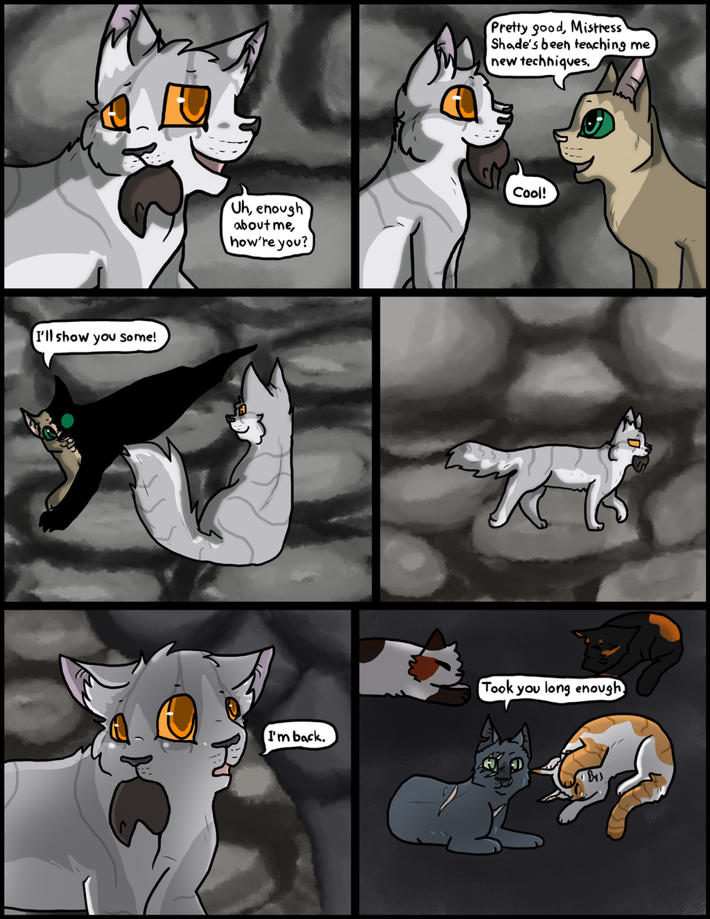Two-Faced page 129 by JasperLizard