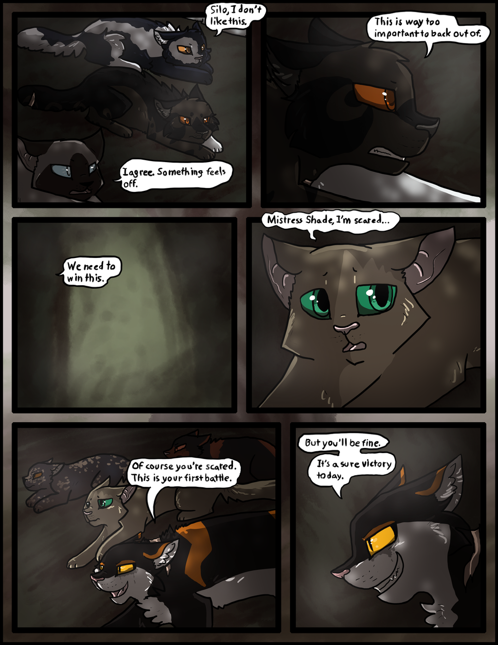 Two-Faced page 161 by JasperLizard