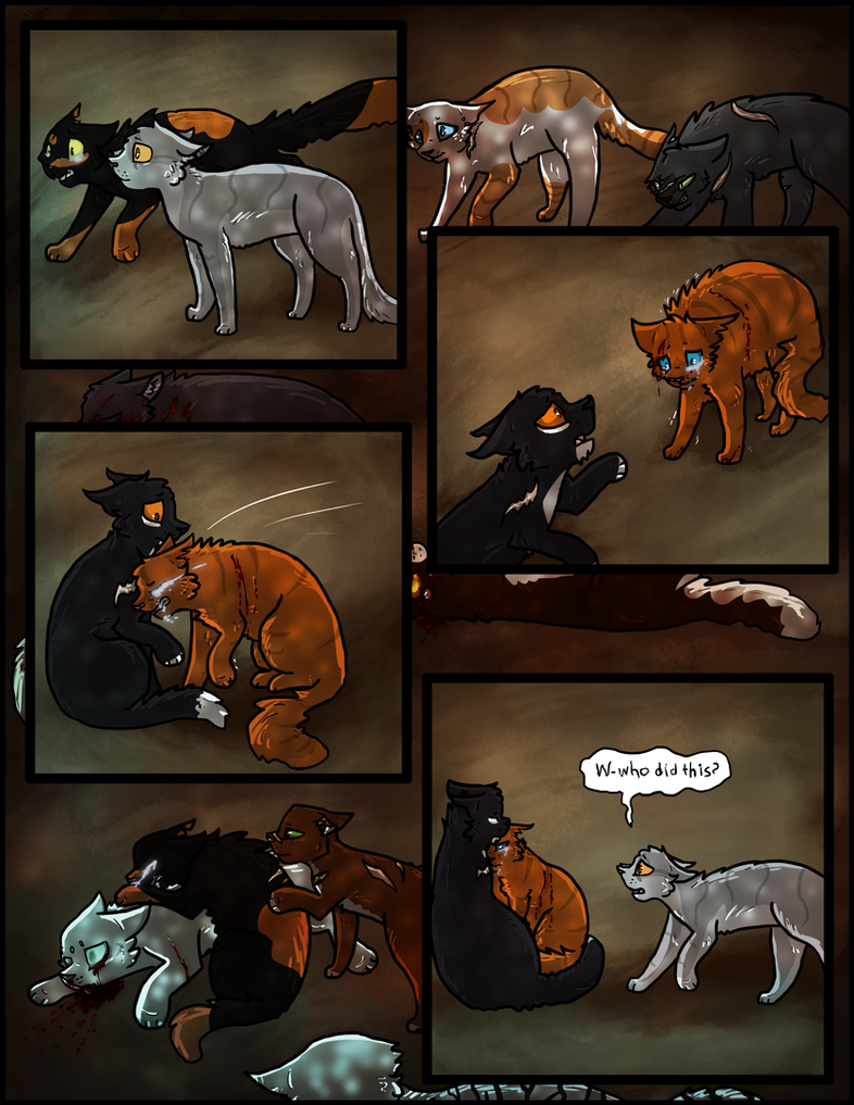 Page186 : Two faced page by deercliff on deviantart
