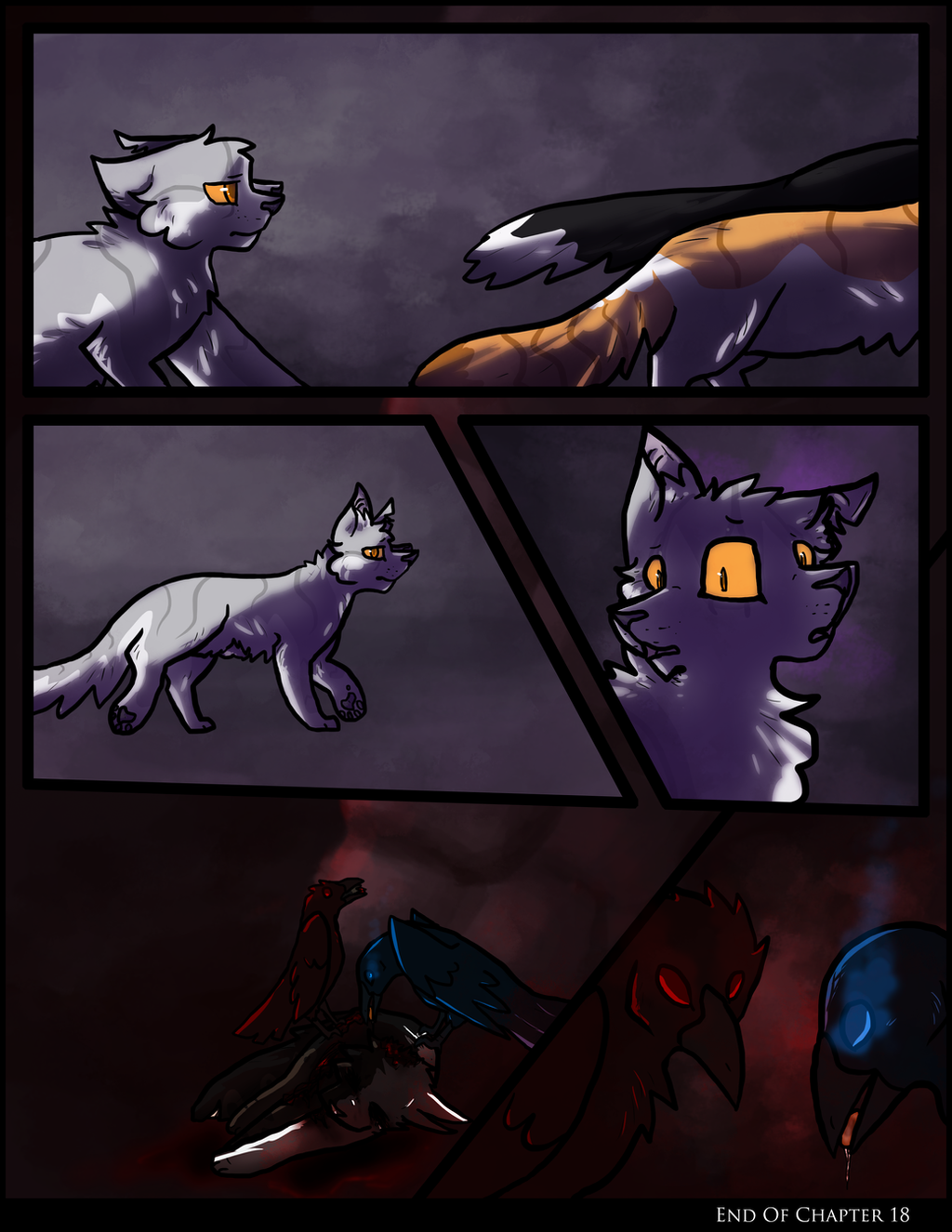 Two-Faced page 312 by Deercliff