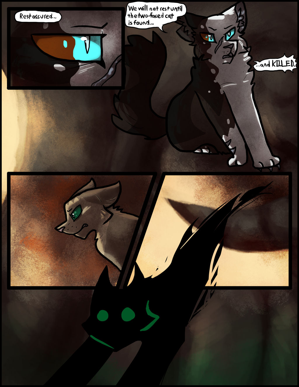 Two-Faced page 317 by Deercliff
