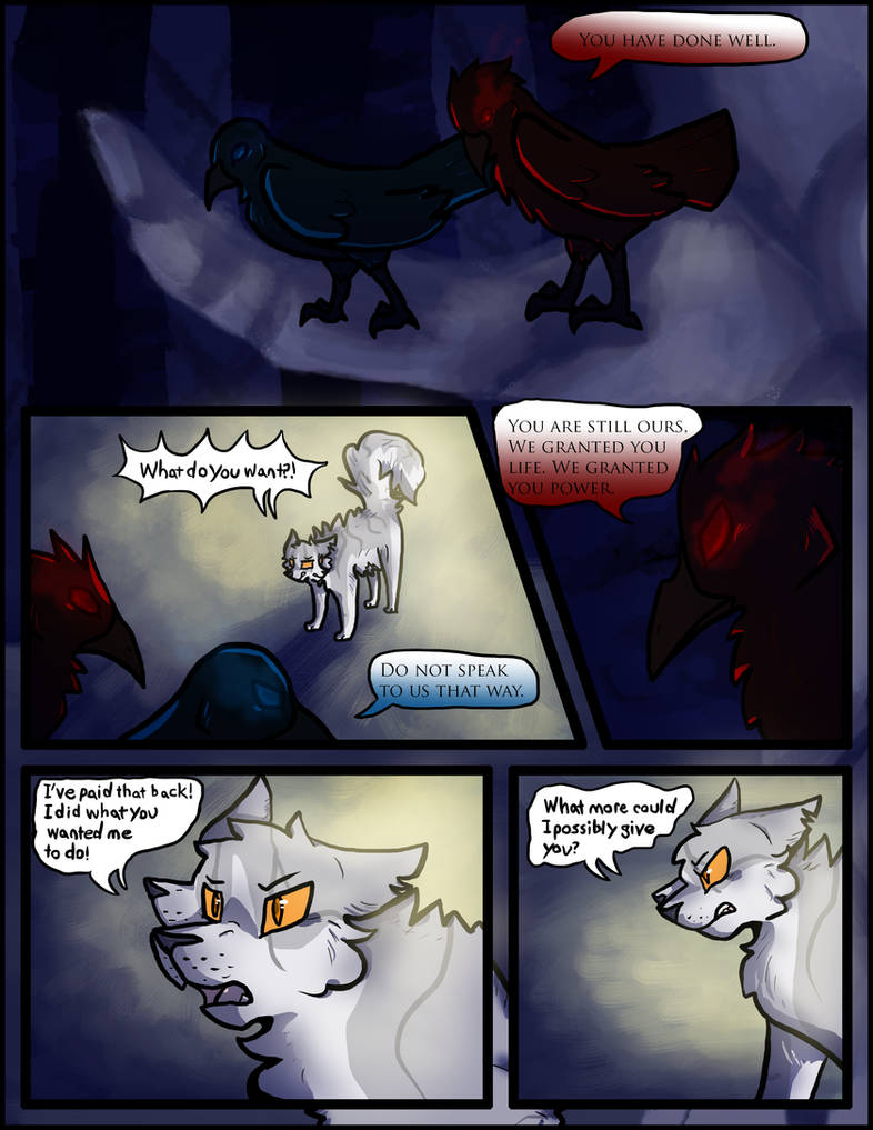 Two-Faced page 327 by Deercliff