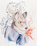 thorns (2/3) by Deercliff