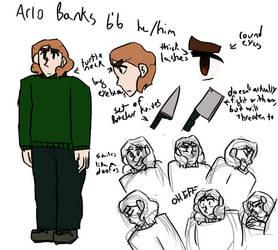 Arlo ref by Deercliff
