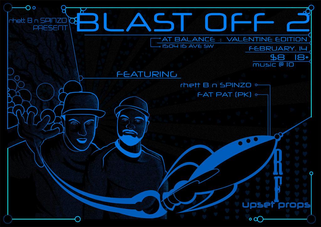 Blastoff2 Copy by stoutlab