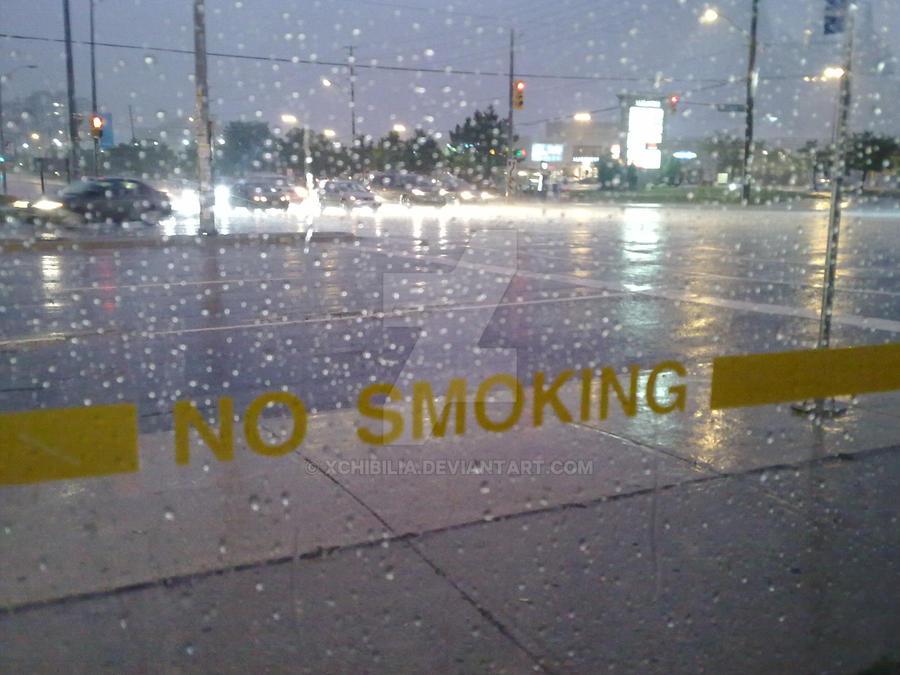 Smoke in the Rain by xChibiLia on DeviantArt
