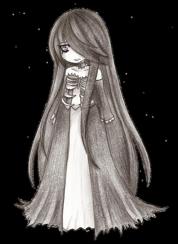 forsythia (new outfit) chibi by Toxic-Asylum