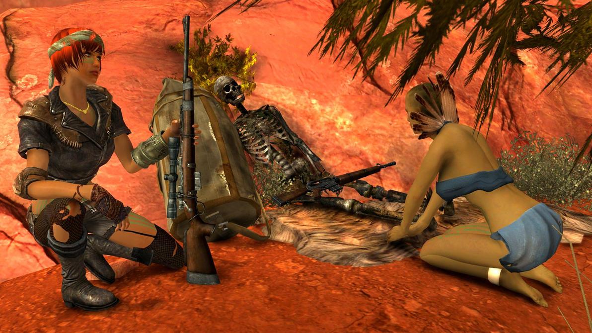 The survivalist game