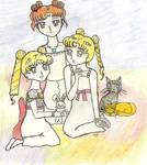 Mini Moon Princesses