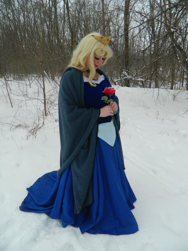 A Rose in Winter by KonekoTsukino