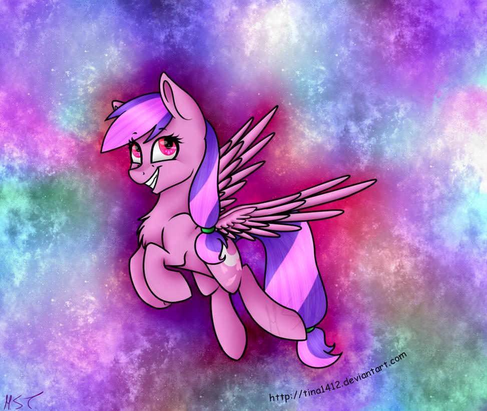 MLP-RQ: Moonlight Blossom by tina1412