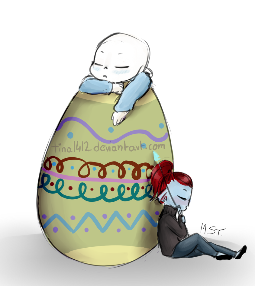 Easter egg by tina1412