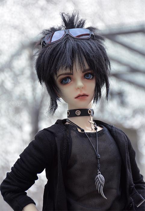 Gothic glitter by SugarFirefly