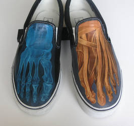 Footshoes -pair- 1 by rghayati