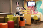 Jackie Hopps 007: In a place outside Toontown