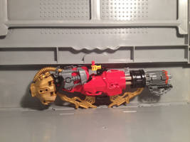 Space Marine Assault Cannon by hellfire1999