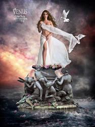 Venus by EstherPuche-Art