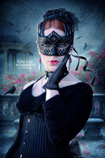 Masquerade by EstherPuche-Art
