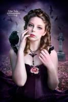 Gothic Doll by EstherPuche-Art