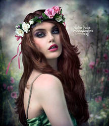 Serenity by EstherPuche-Art