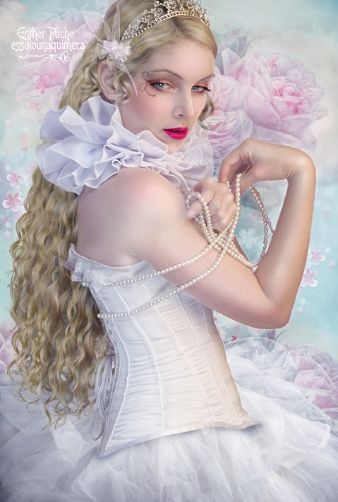 Sweet Vanity by EstherPuche-Art