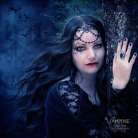 Vampire by EstherPuche-Art