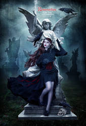 Resurrection by EstherPuche-Art