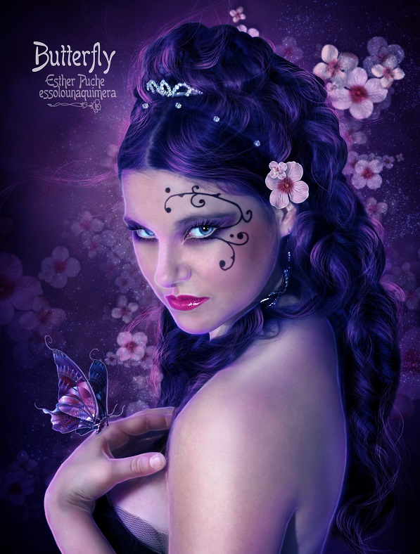 Butterfly by EstherPuche-Art