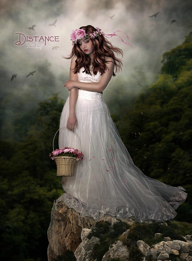 Distance by EstherPuche-Art